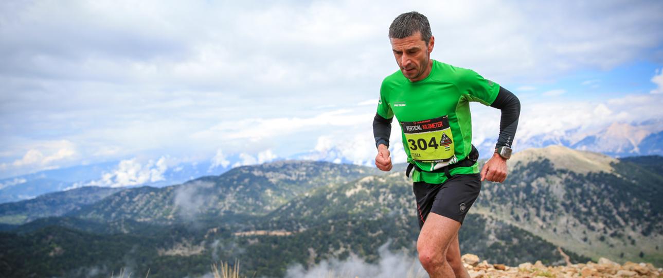 Tahtalı Run to Sky'ı Kazanan Sporcular