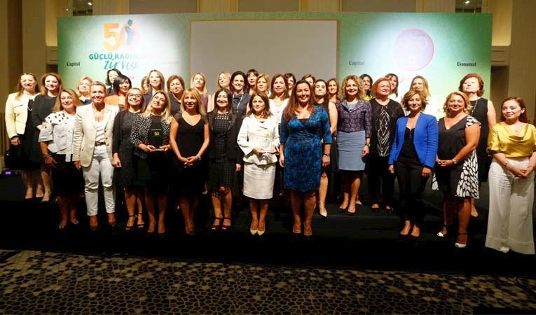 Türkiye'nin En Güçlü 50 Kadın CEO'u Belli Oldu!
