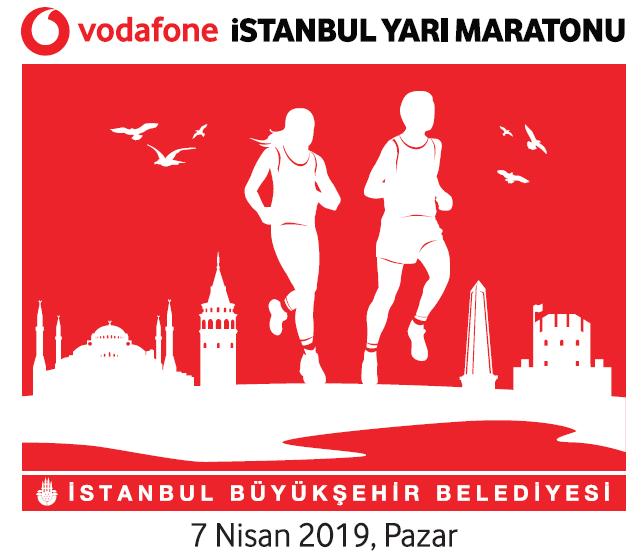VODAFONE 14. İSTANBUL YARI MARATONU İÇİN GERİ SAYIM BAŞLADI!