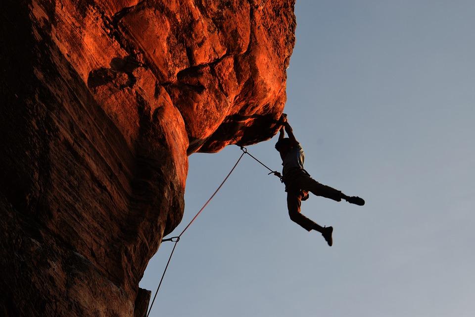 Kaya Tırmanıcısı Olmak İçin