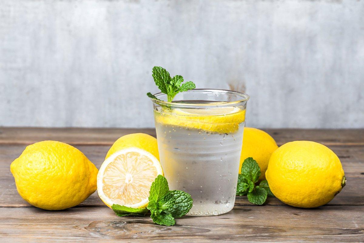 Limonlu Suyun Yararları