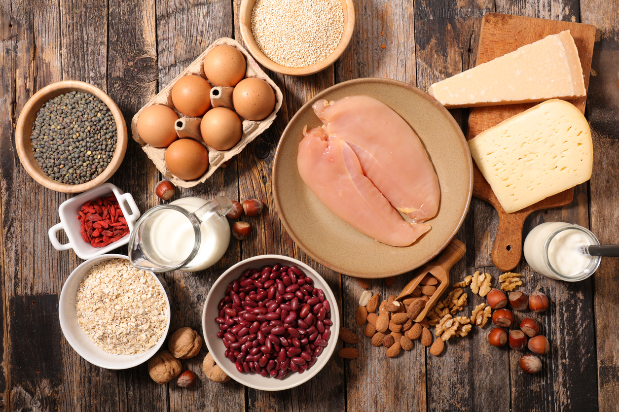 Protein Diyeti