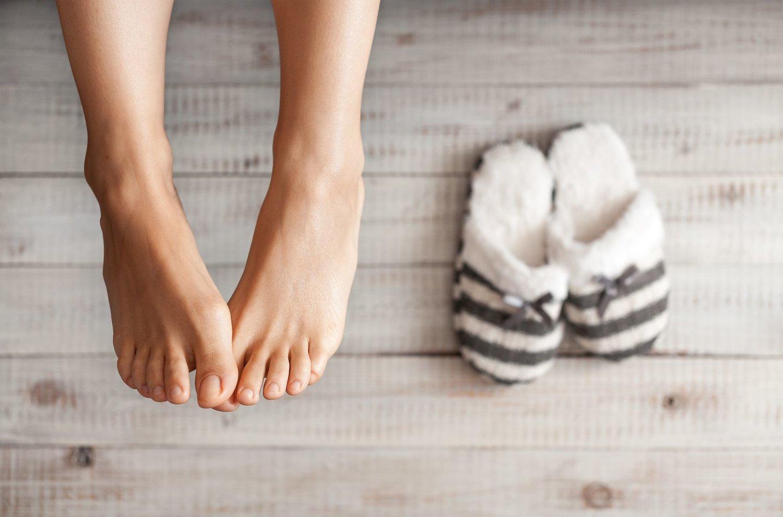 Ayakları Sağlıklı Tutmanın İpuçları