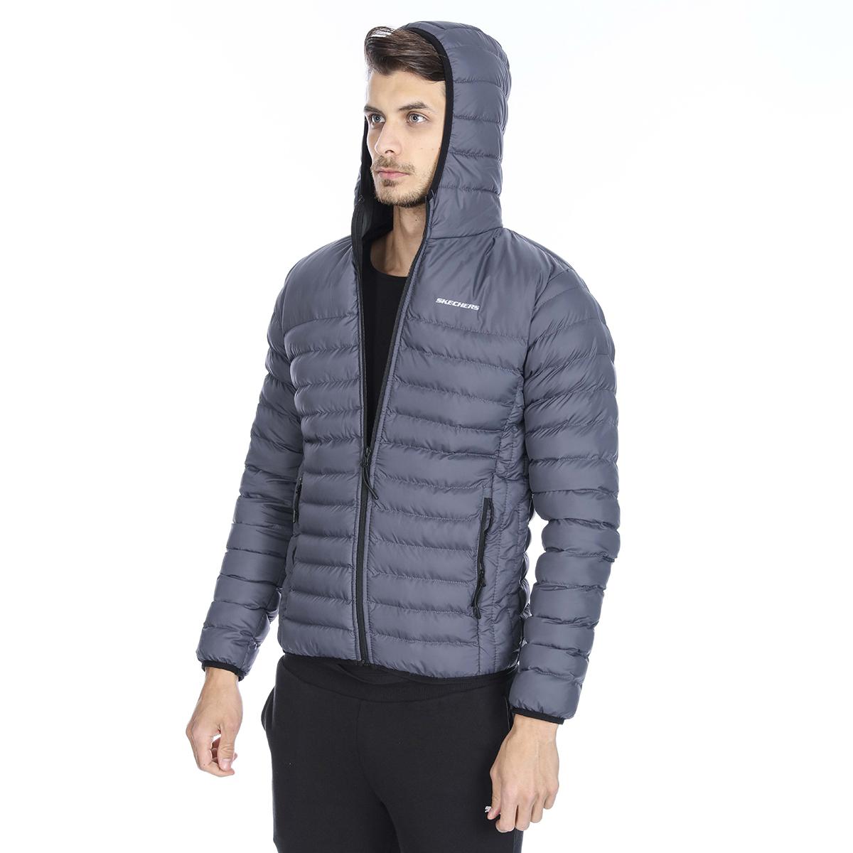Skechers Mont Ceketler Hafif Ve Sıcak