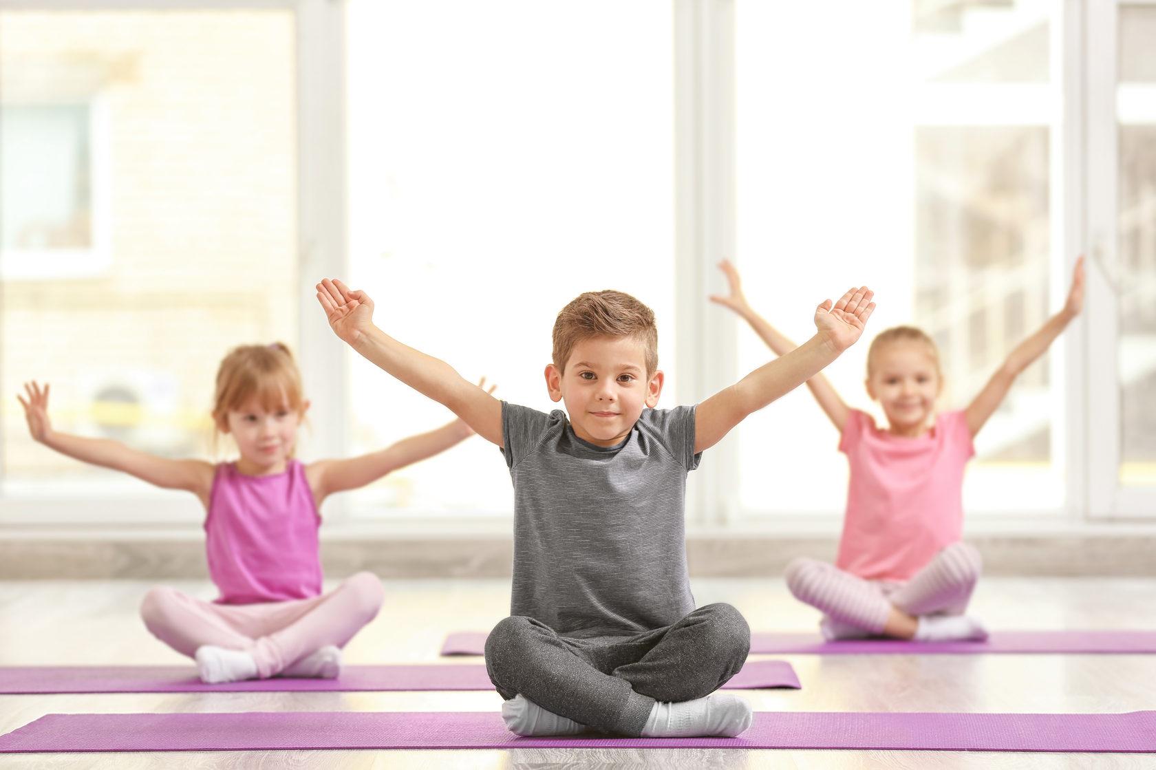 Çocuk Pilatesinin Yararları