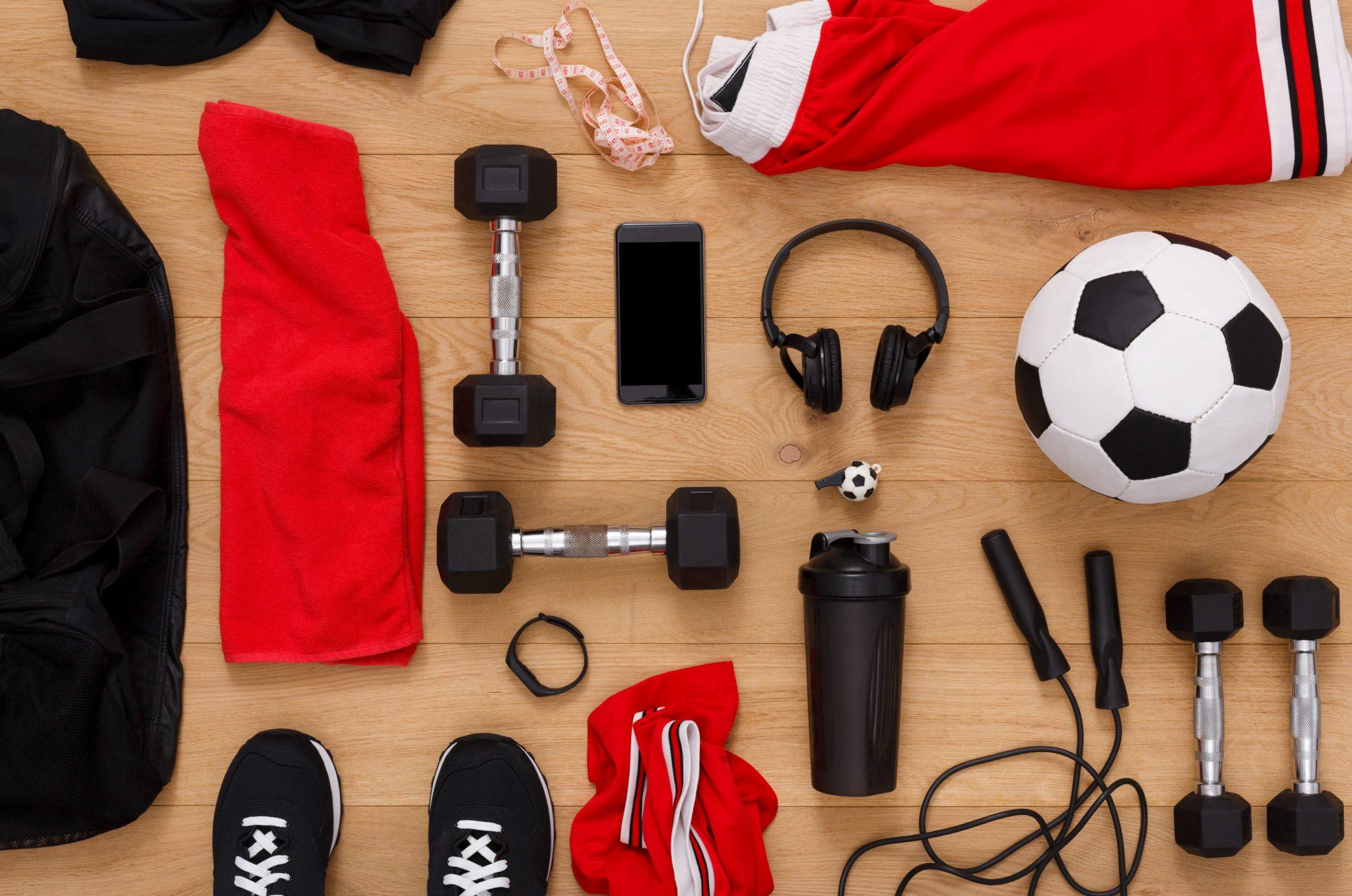 Futbol Spor Ekipmanları