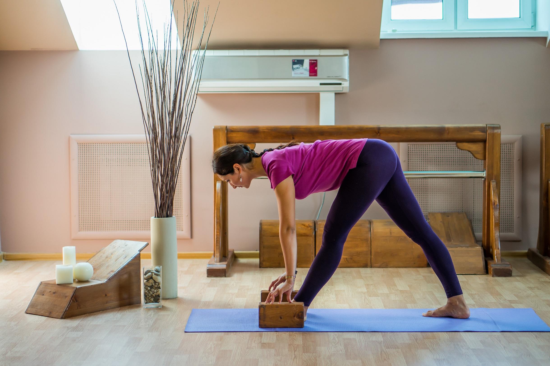 Evde Yoga Saati