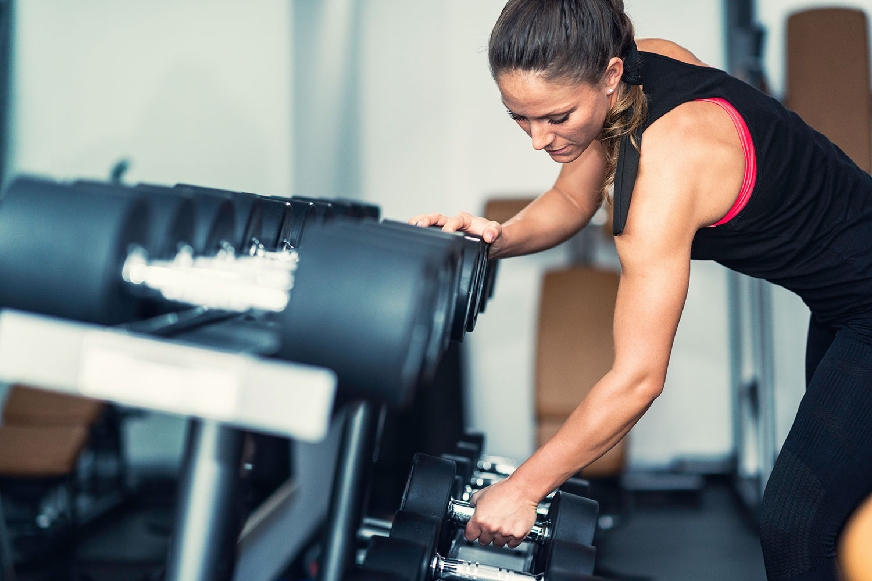 Kadınlara Özel Ağırlık Antrenmanı Egzersizleri