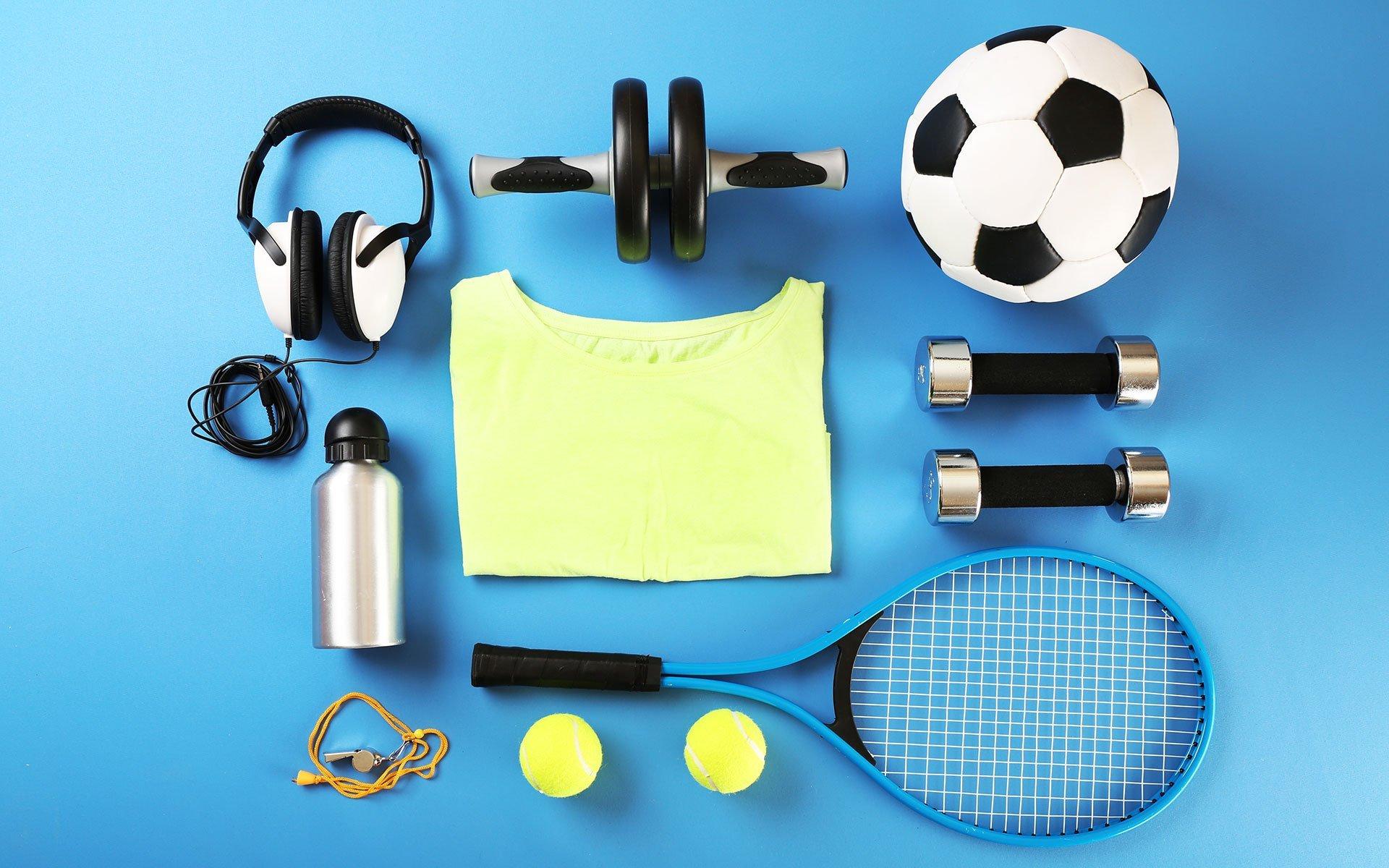 Spor Ekipmanları Nasıl Dezenfekte Edilir
