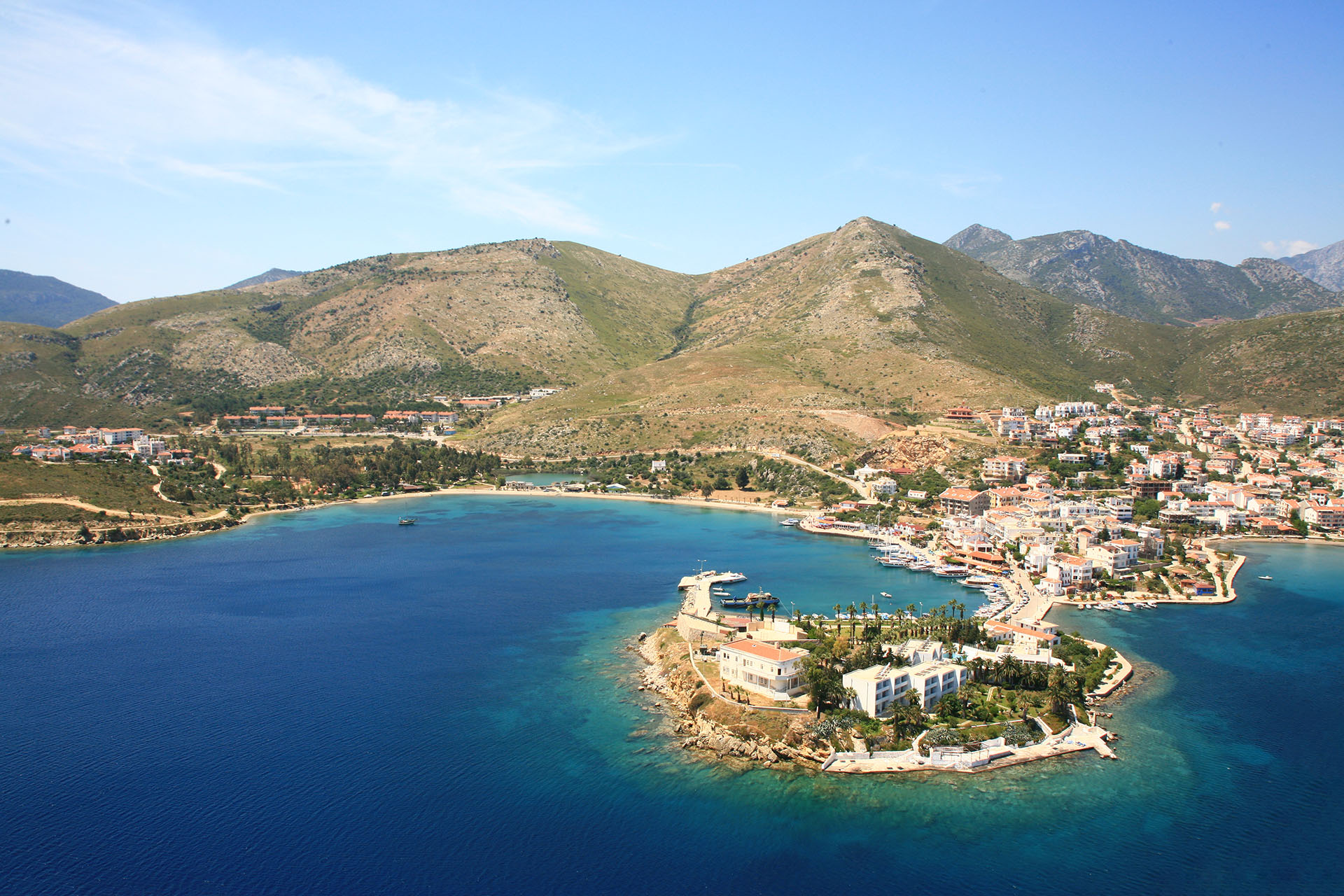 Tatile Çıkmak İsteyenlere Ege'nin Sakin Lokasyonları