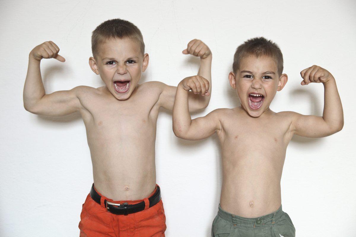 Çocuklar Vücut Geliştirme Çalışabilir Mi
