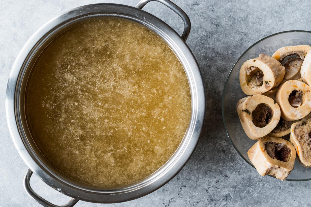 Dünya Mutfağının Şifası Kemik Suyu