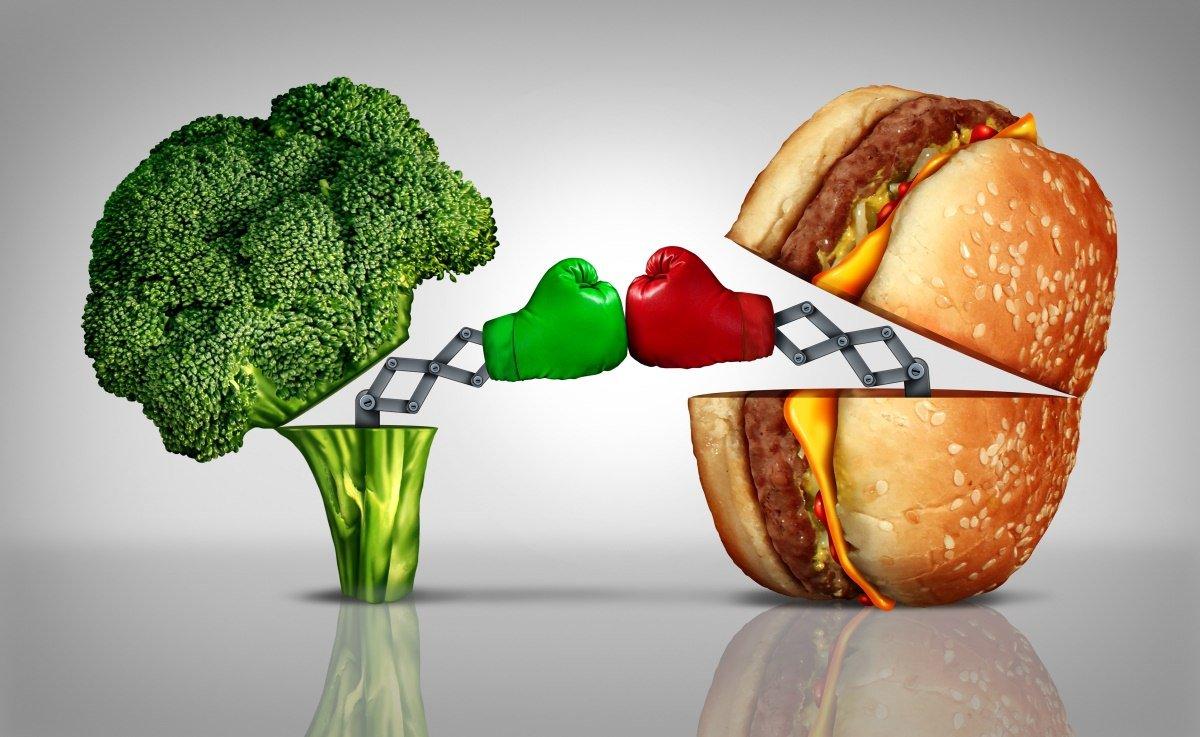 Doğru Beslenme İle Yağ Yakmak Çok Kolay