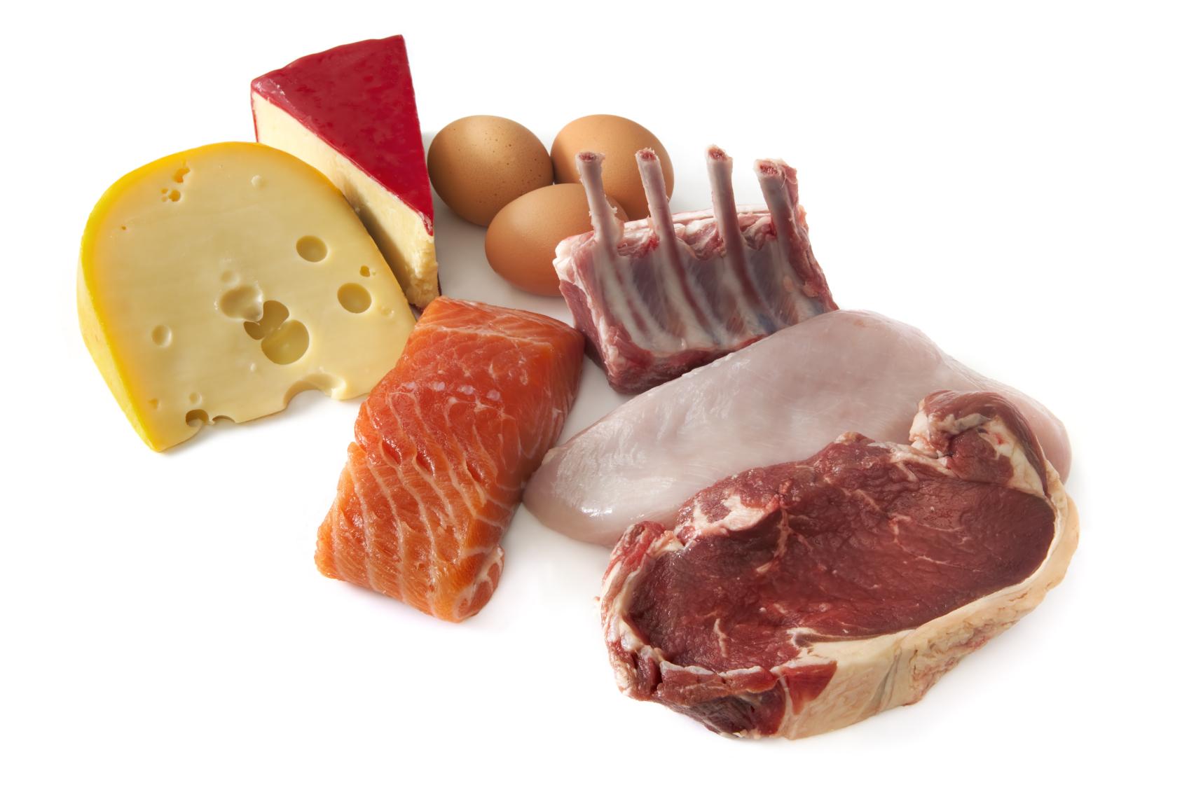 Proteinin Fazlası Zararlı Mı?