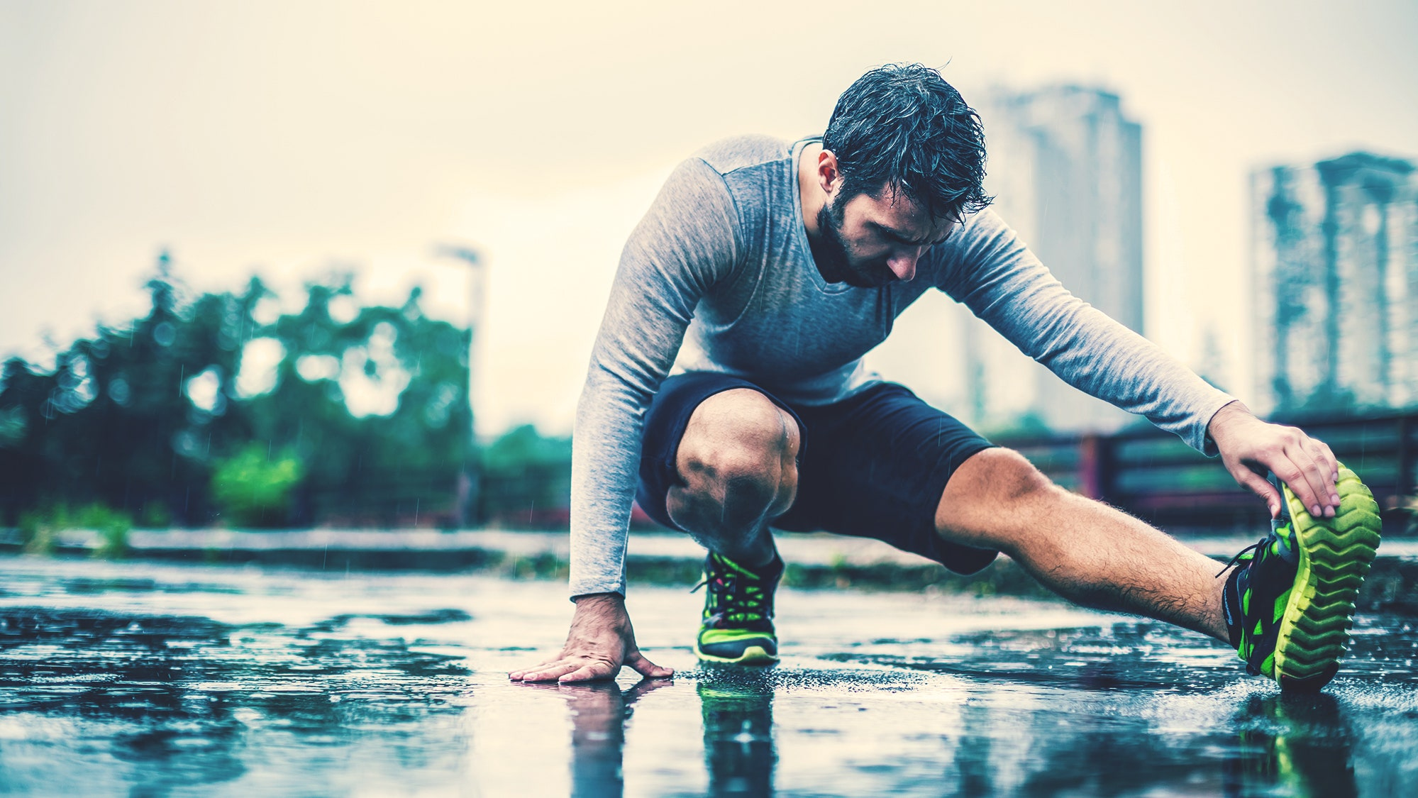 Yağmurda Spor Yapmak İçin İhtiyaçlarınız Nelerdir