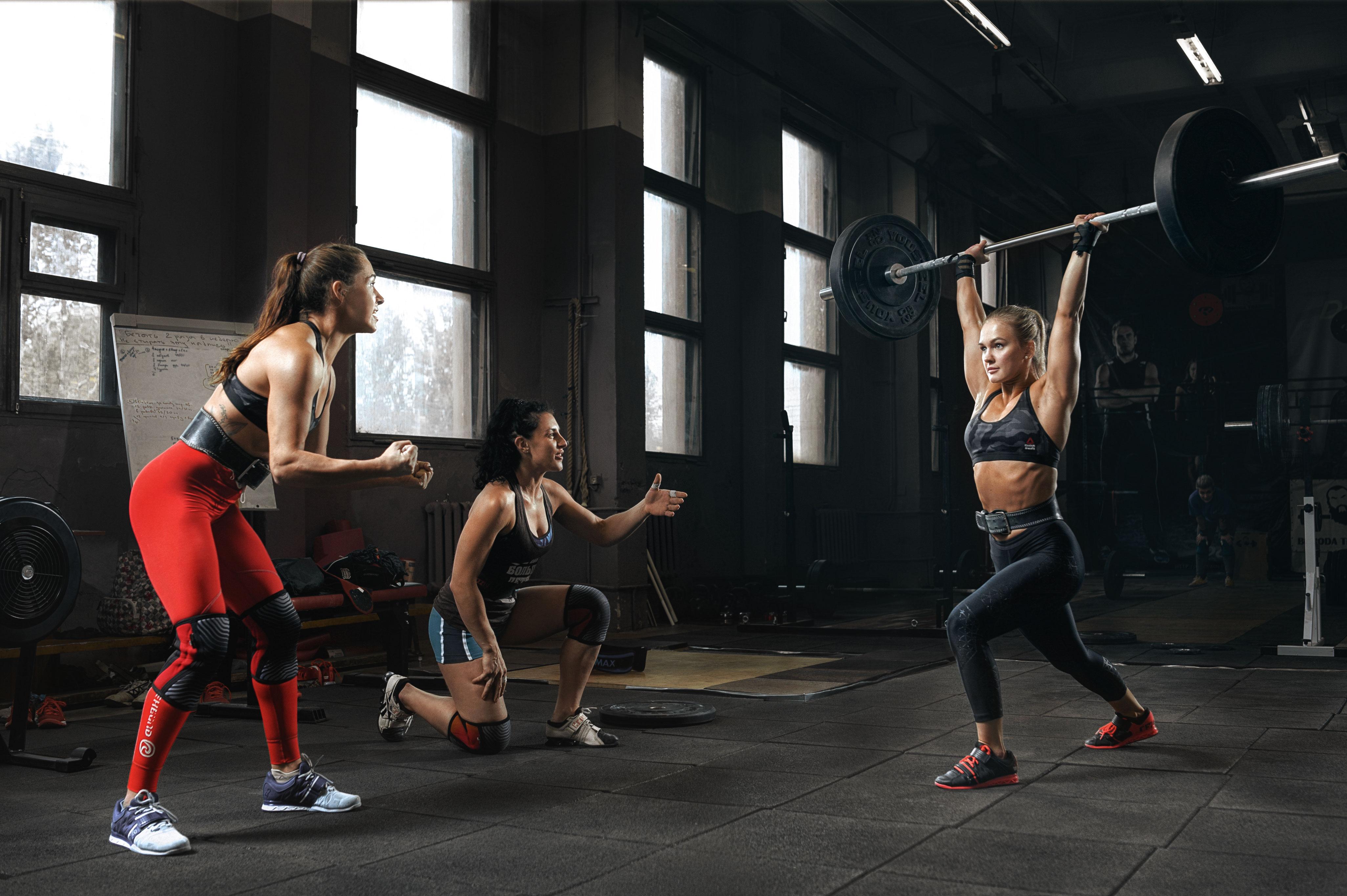Crossfit Egzersizlerini Destekleyen Beslenme Program