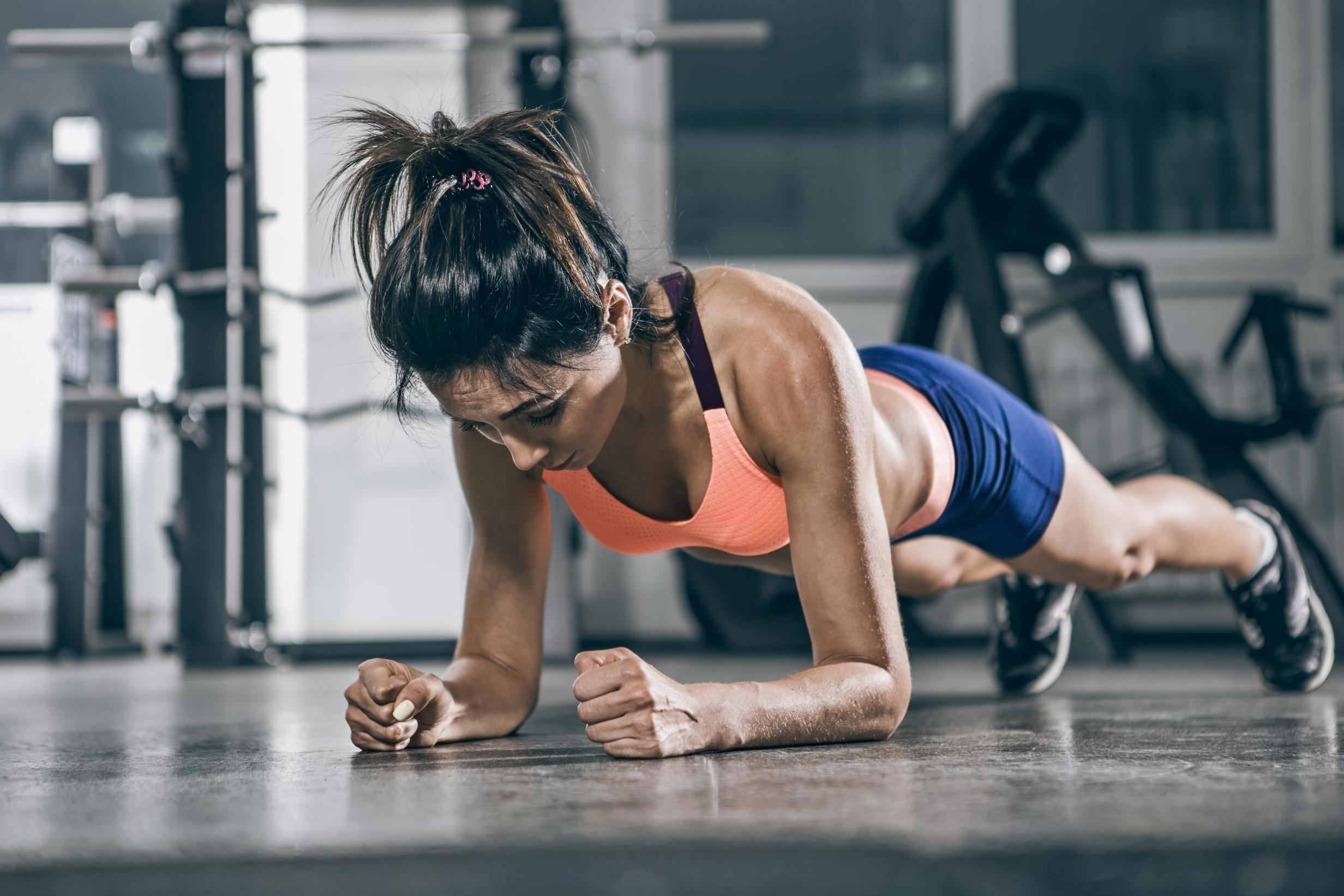 Düzenli Plank Egzersizinin Vücuda Etkileri