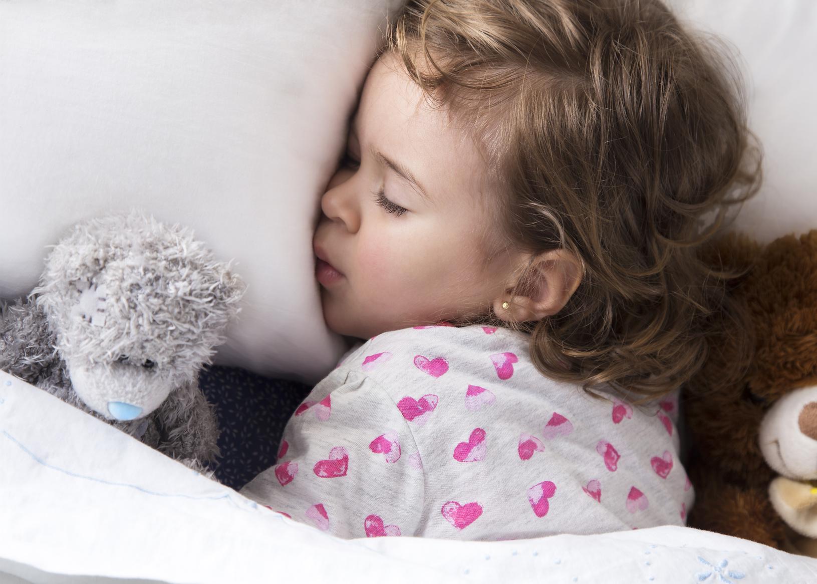 Çocuklar Uyuduğunda Büyüyor Mu?