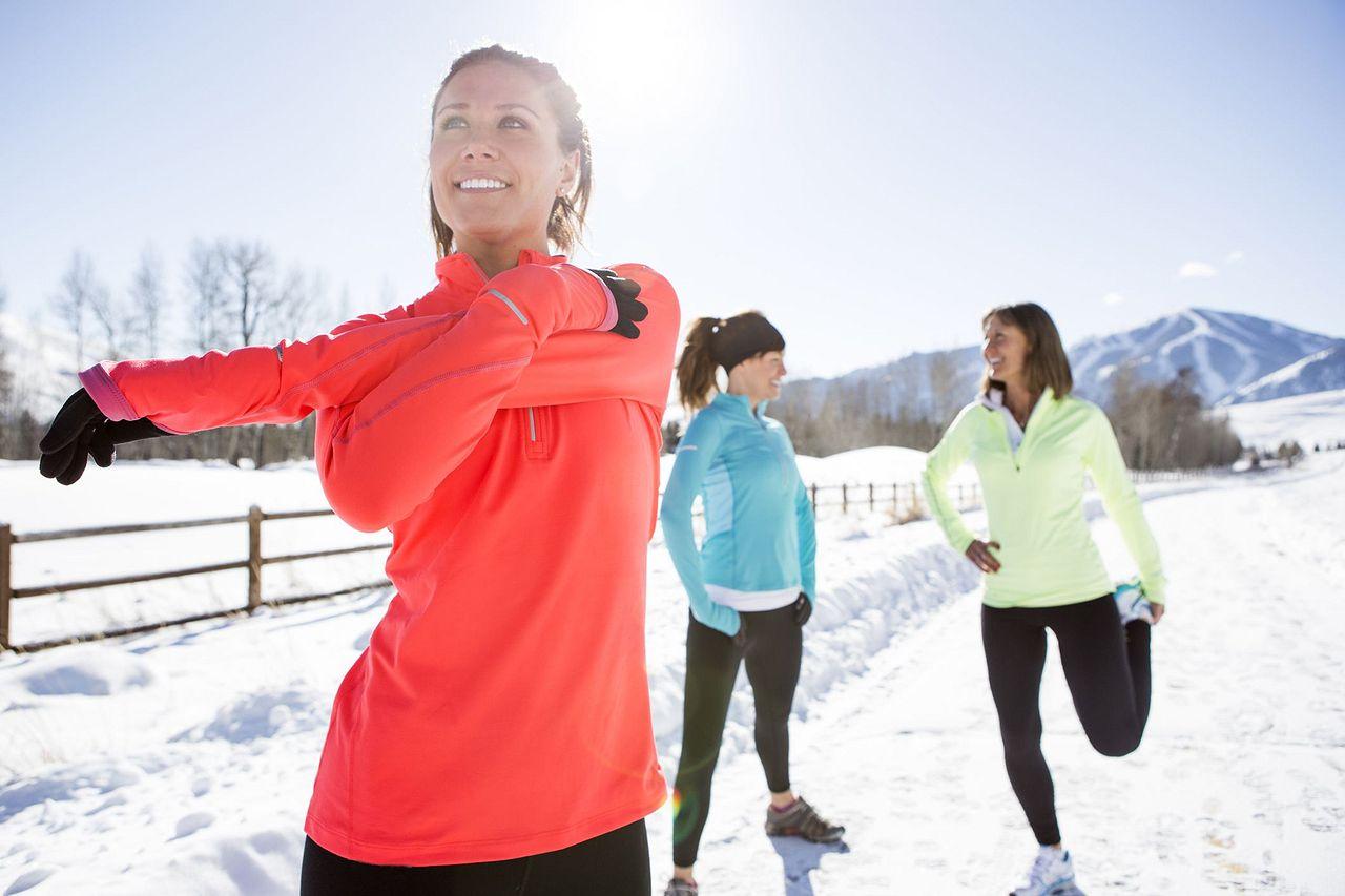 Kış Aylarında Spor Yaparken Nasıl Giyilmeli