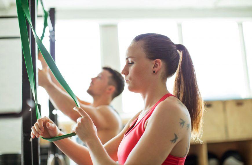 Direnç Bandı İle Kuvvet Kazandıran Egzersizler
