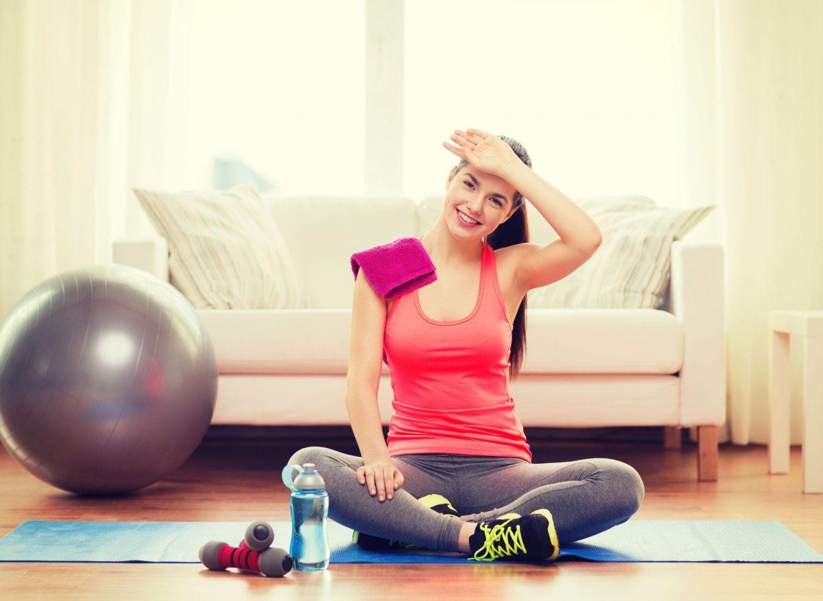Kısıtlama Döneminde Fitness'tan Kopmamak İçin Tüyolar