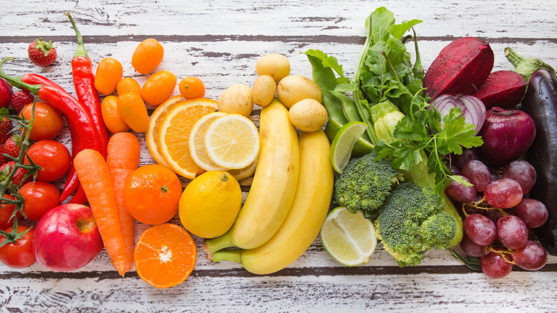 Meyvelerden Gelen Sağlık