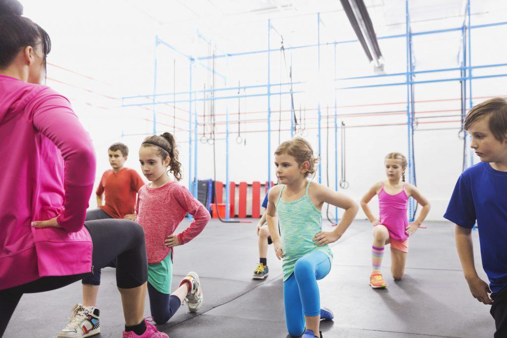Spor Yapan Çocuklar Öndedir!
