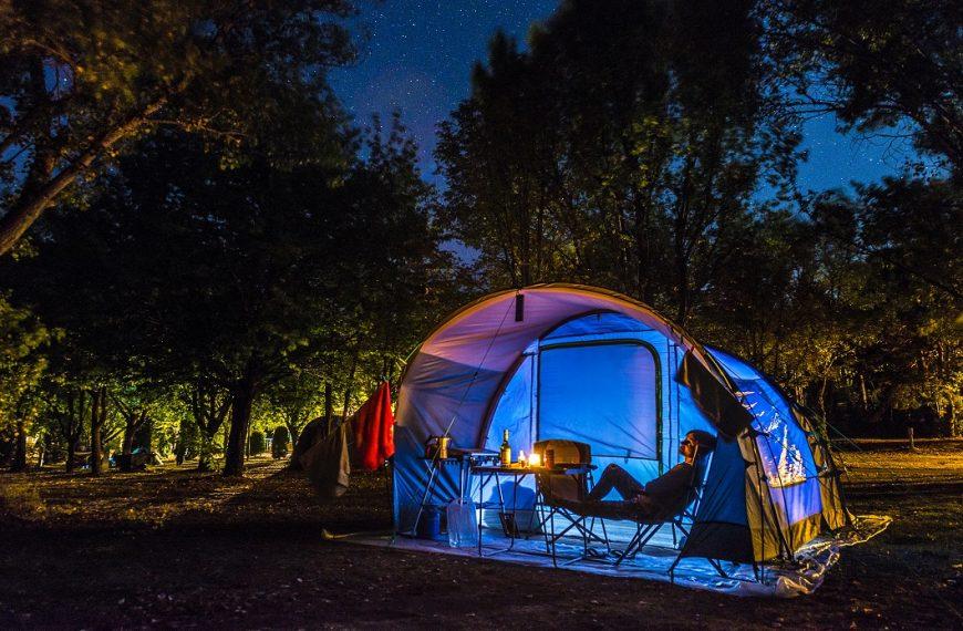 Çadırda Kalmanın Zorlukları