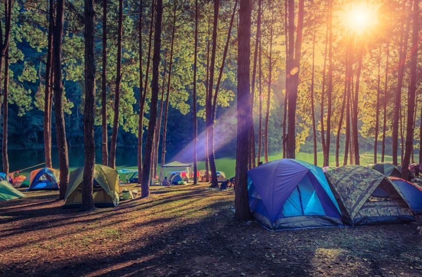 Çadırda Mum Yakmak