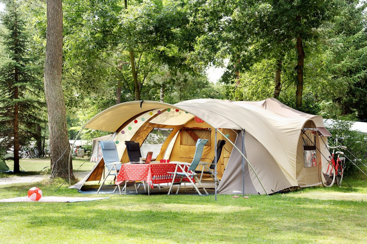 İlginç kamp malzemeleri