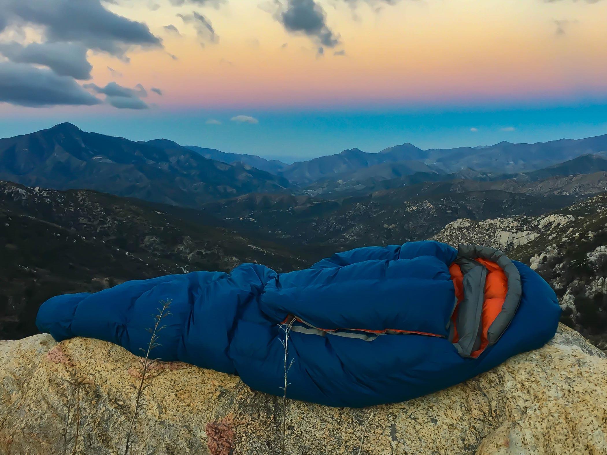 Kamp Yaşamı; Uyku Tulumu Seçimi