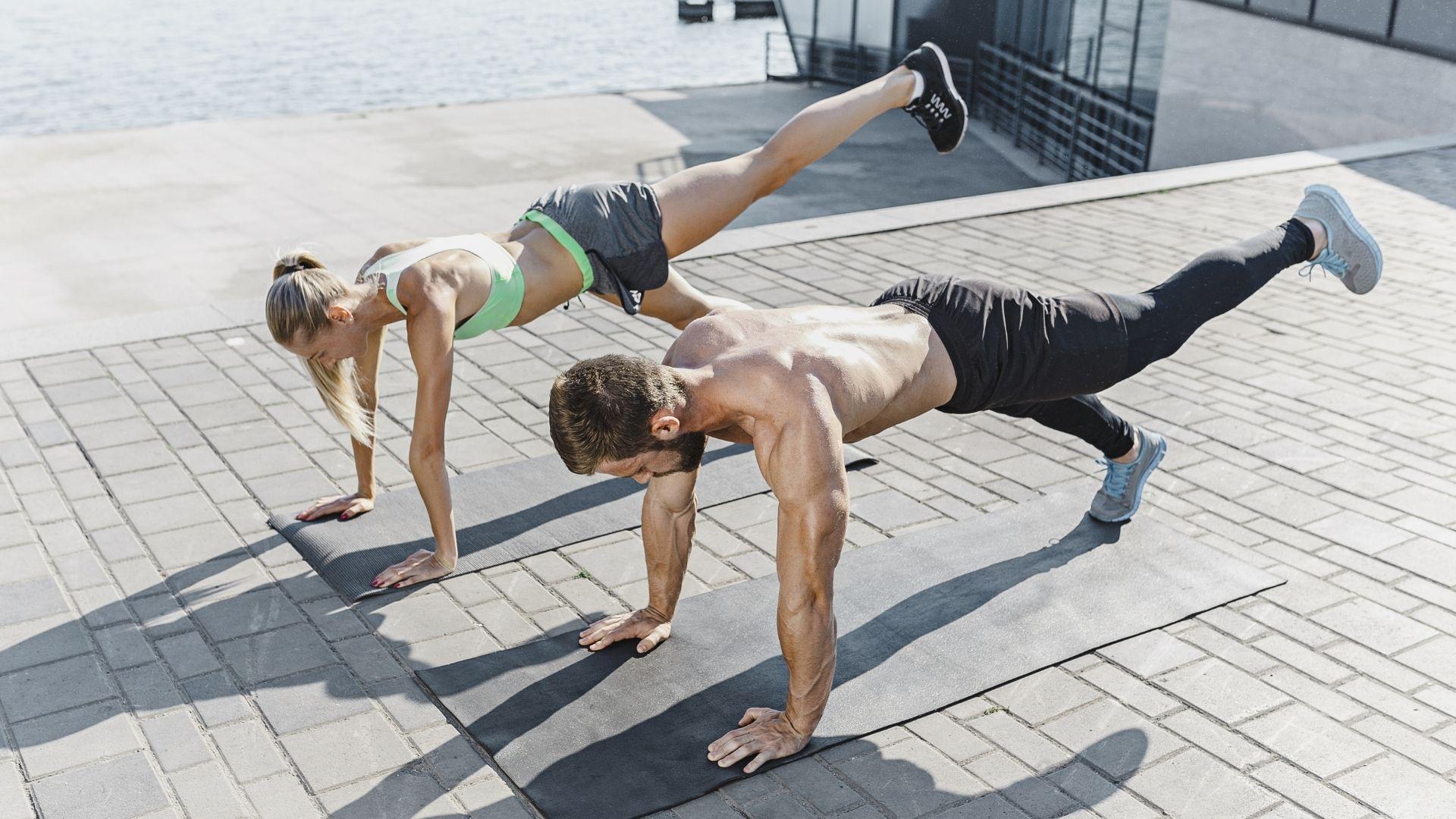 Sıcak Havada Fitness Yaparken Dikkat Edilmesi Gerekenler