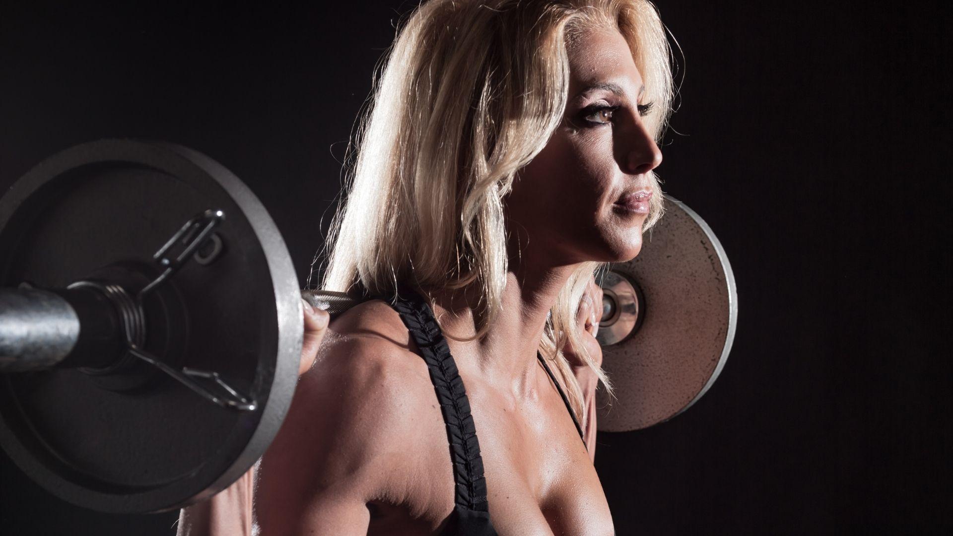 Ağırlık Çalışan Kadınlar Daha Sağlıklı