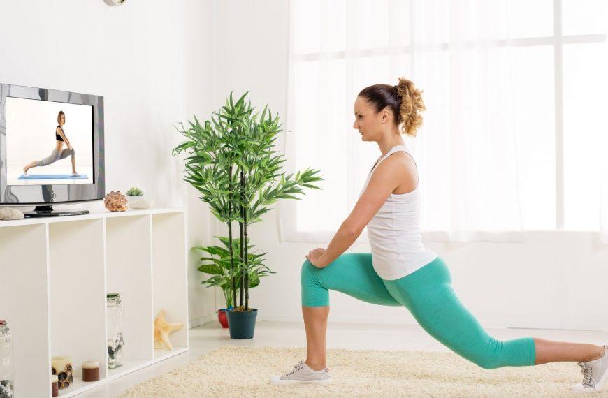 Günde 4 Egzersiz İle Formda Kal
